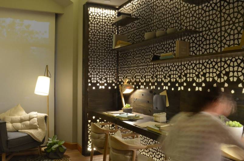 Casa FOA 2014: Home Office - Dubaddor/Boffito/Szechter/Battaglia